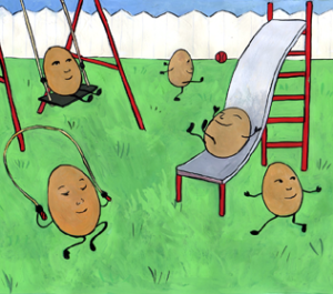 potato playground